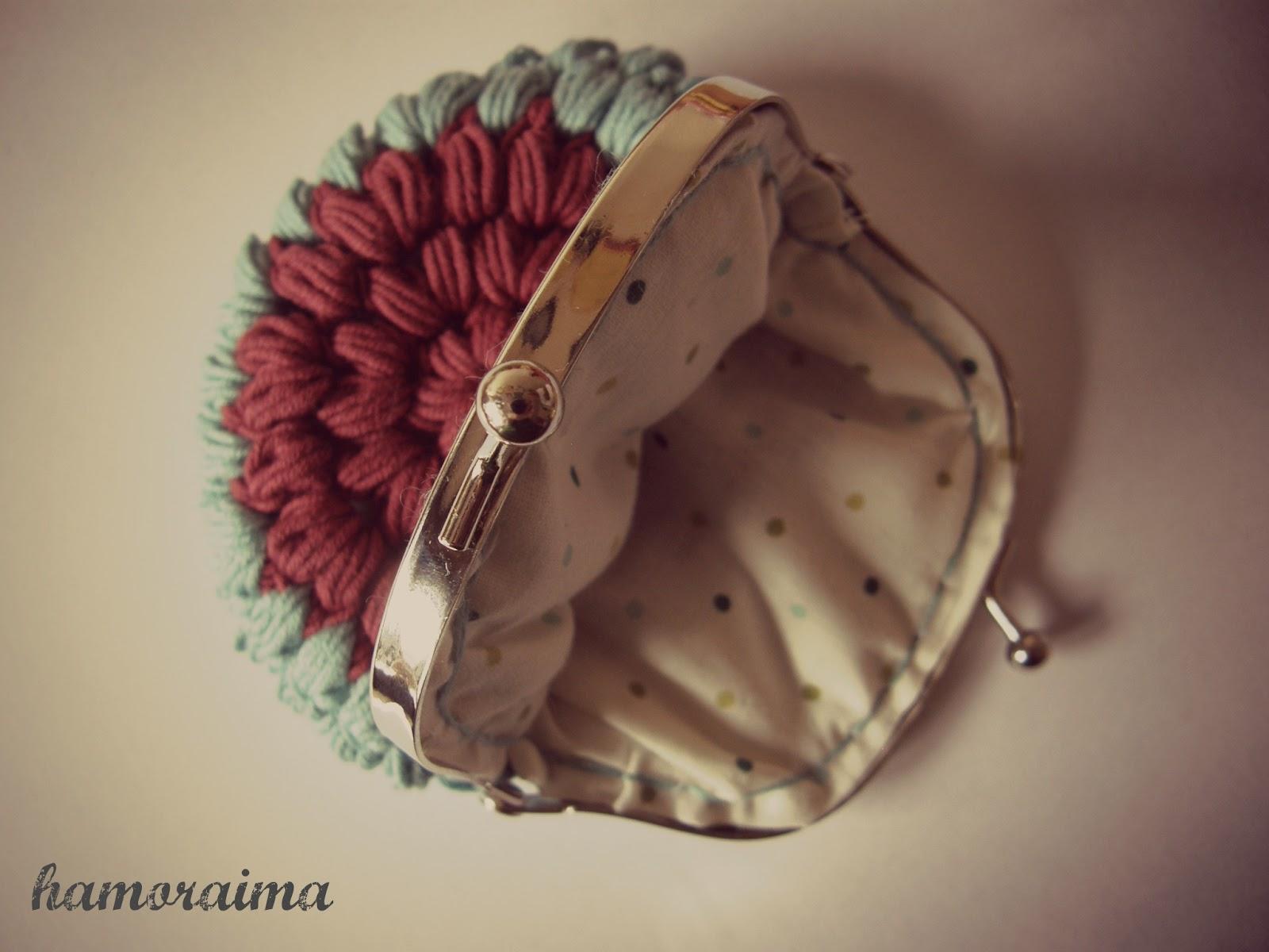 Monederos de crochet 2