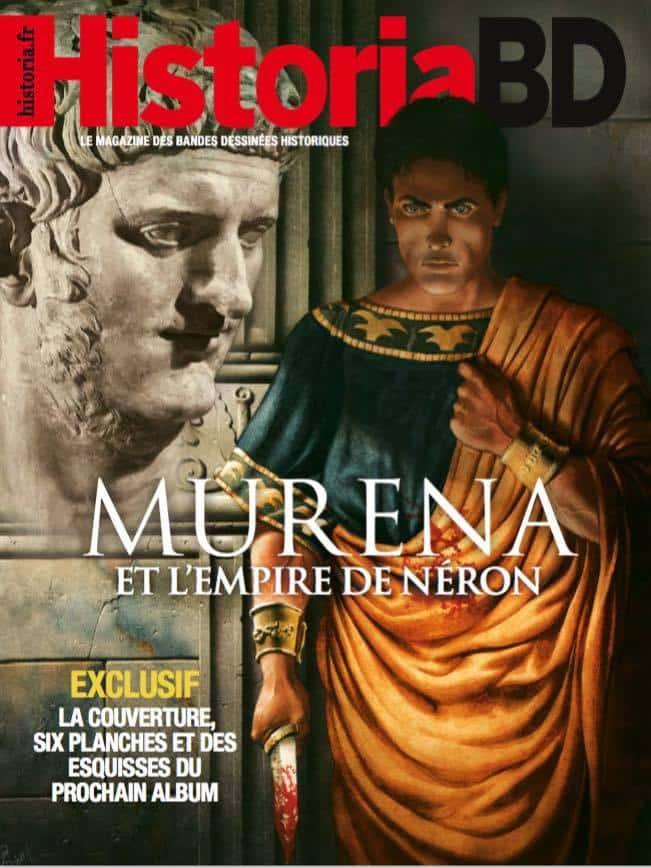 Murena et l'empire de Néron