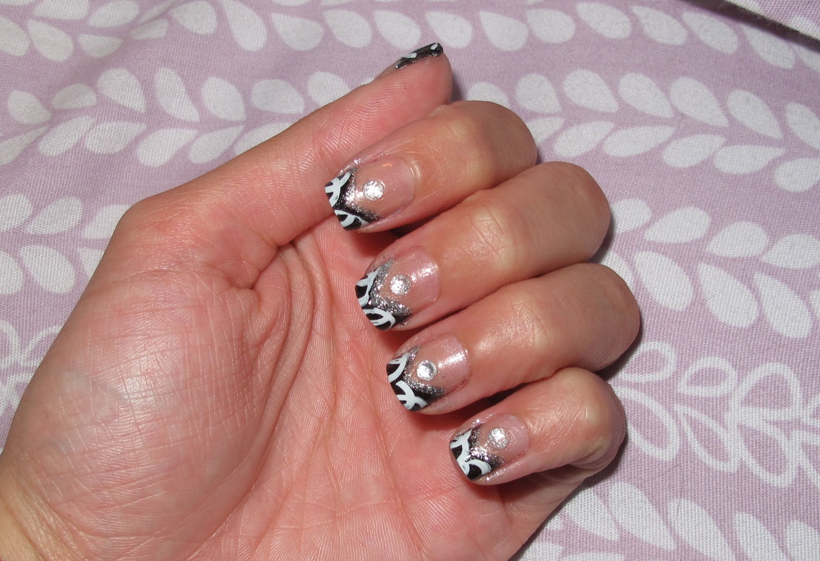 Nail Designs: French Manicure Design