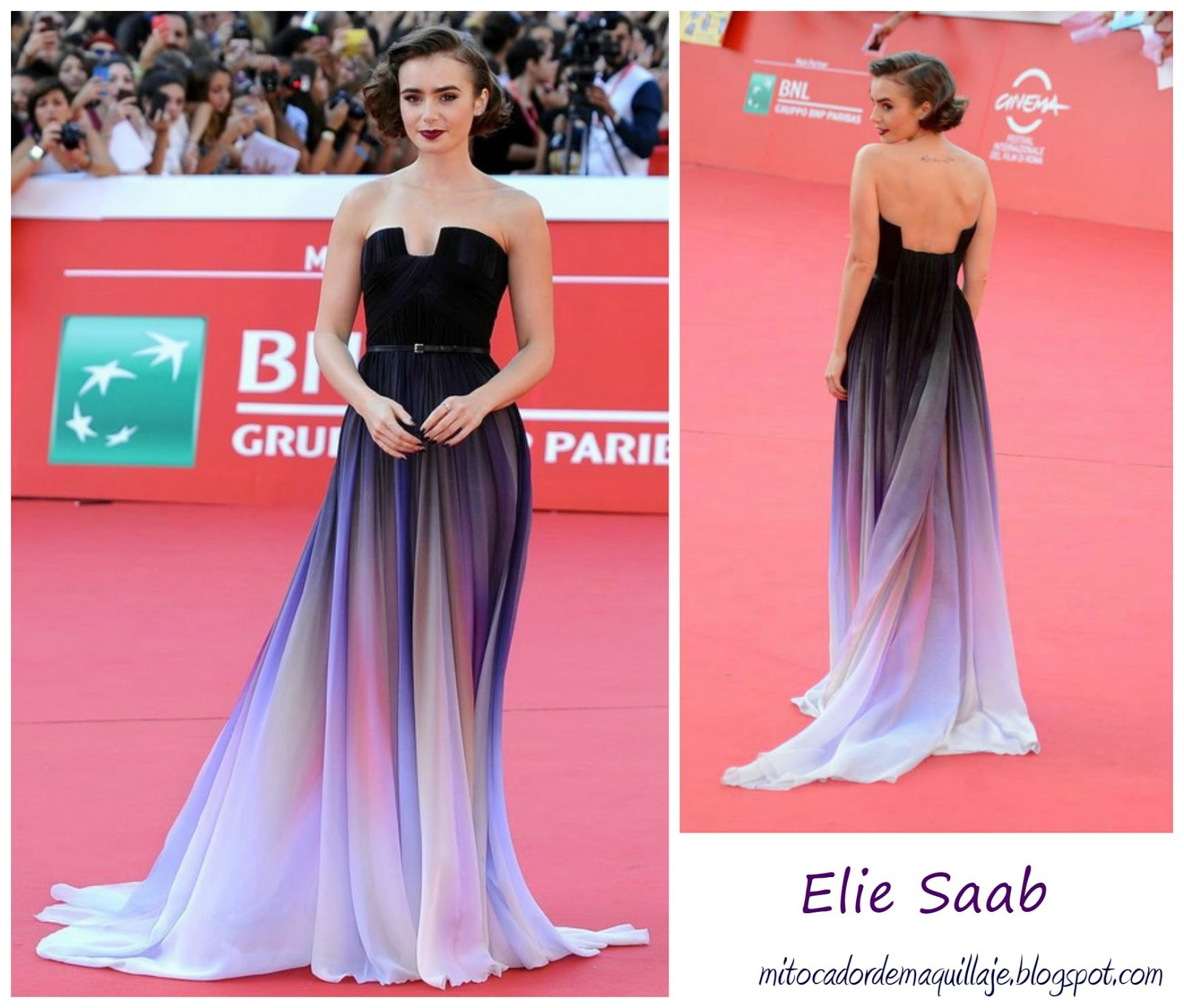 Encantador Vestido De Fiesta Emma Watson Imagen - Ideas de Vestido ...