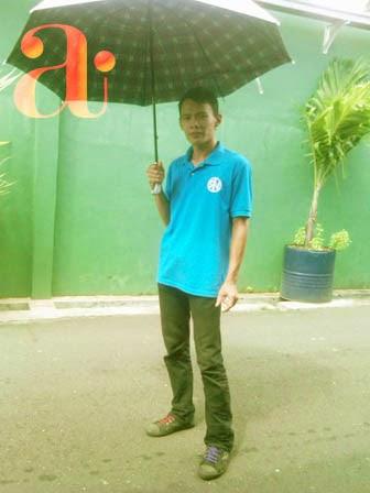 Salahkah Lelaki Memakai Payung?
