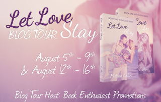 Blog Tour: Book Review + Giveaway – Let Love Stay by Melissa Collins