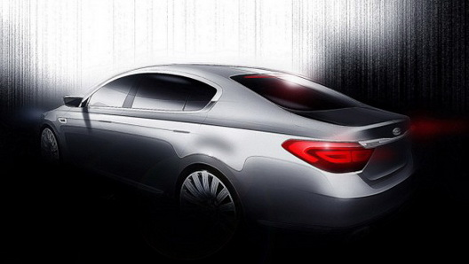 new car pictures  New 2013 Kia KH a New Concept from Kia