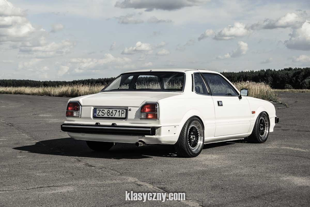 Honda Prelude I, sportowe auto z japonii, zdjęcia, stary, nostalgic, klasyczny, youngtimer, oldschool, classic, old, FWD, napęd na przód, biała