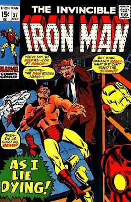 Iron Man #37