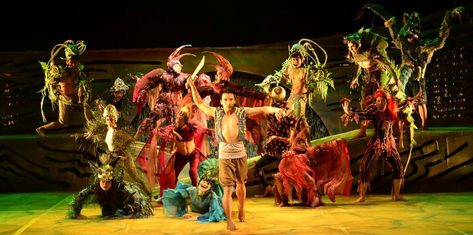 Photo Flash: IBALONG by Tanghalang Pilipino Plays Now thru 3/3