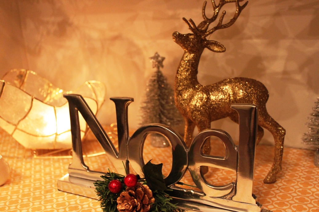 Ho ho home decor animal print tree skirts and glittery for Home bargains christmas decorations