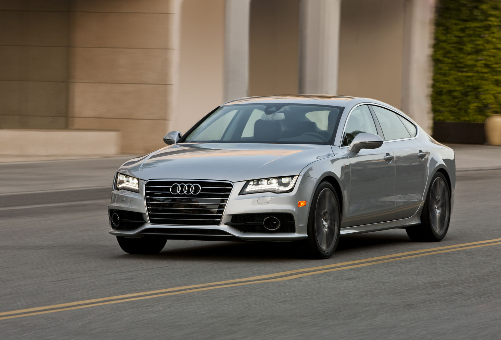 most wanted cars audi a7 2013. Black Bedroom Furniture Sets. Home Design Ideas