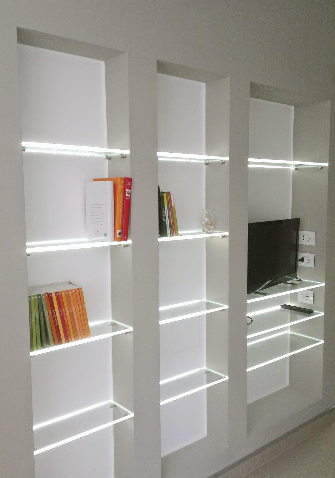 Illuminazione Led casa: Torino - Ristrutturando un appartamento