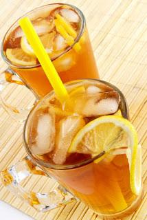 poza ceai rece cu gheata scortisoara si oolong pentru dieta