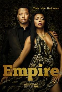 Empire - 3ª Temporada Séries Torrent Download capa