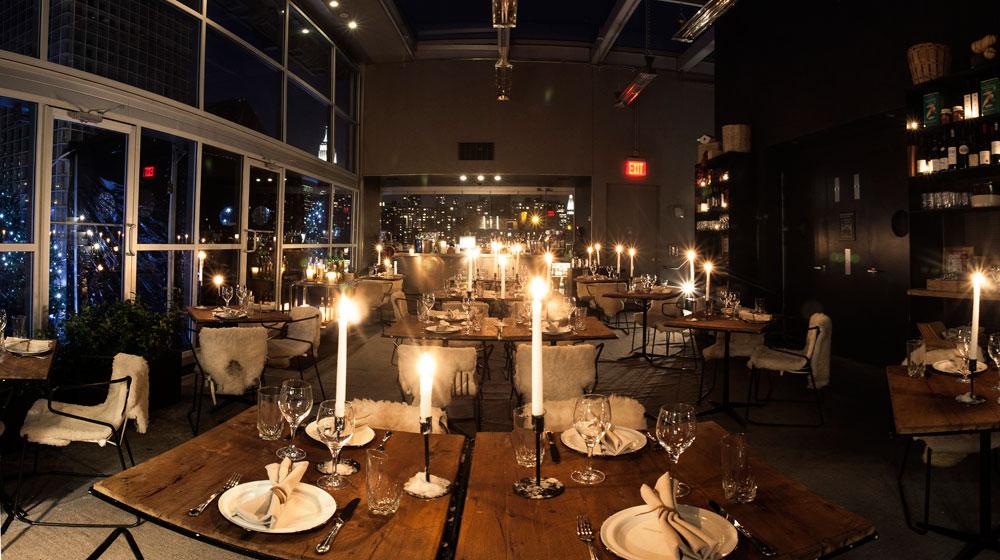 Luxury life design h tel americano new york for Hotel americano restaurant