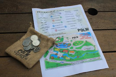 Port of Lost Wonder curio coins and programme