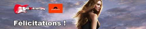 Rock'n'Live Concours Divergente Film Polydor 2014 CD BO Film Ciné Veronica Roth ma Paris Kate Winslet Shailene Woodley