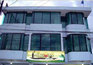 Hostal Kanoas - Directorio de hoteles hostales en Puyo Ecuador