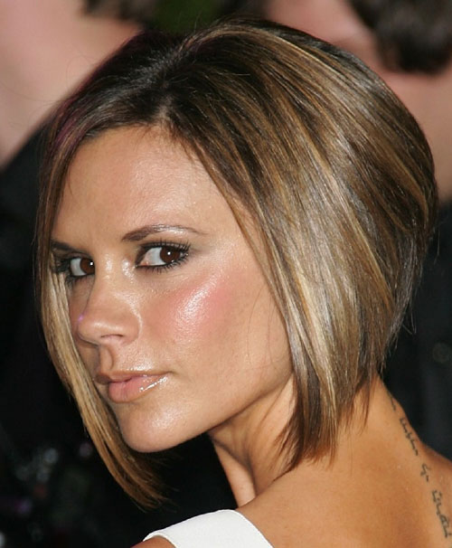 hairstyle 2013 Short Layered Hairstyles For Round Faces Part 03