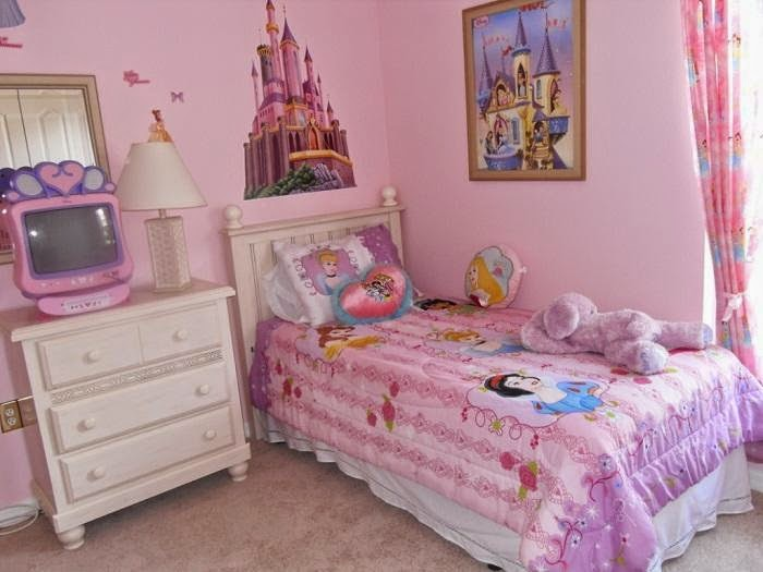 Decorating Ideas For Girls Room Barbie Theme