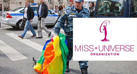 Petition filed to the Miss Universe Organization to pull 2013 event out of Russia