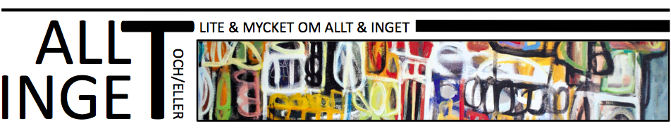 Allt och/eller Inget