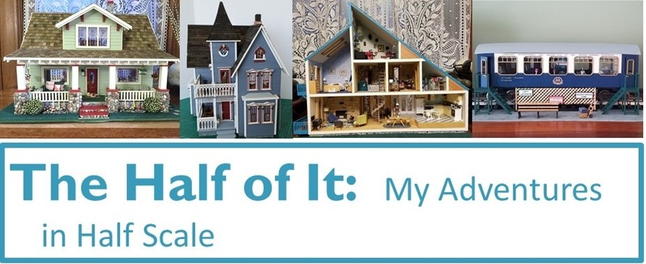 The Half of It: My Adventures in Half Scale
