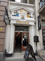 descubriendo rincones en Londres: Twinings Home of Tea