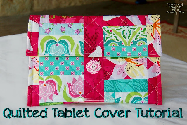 tablet PC Cover tutorial