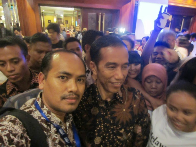 Kang Miftah Bersama Jokowi
