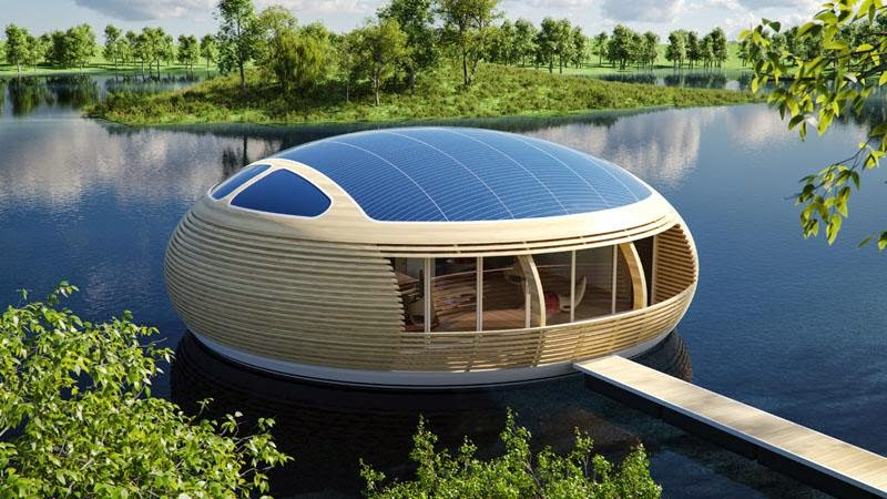 WaterNest 100 by Giancarlo Zema Design Group