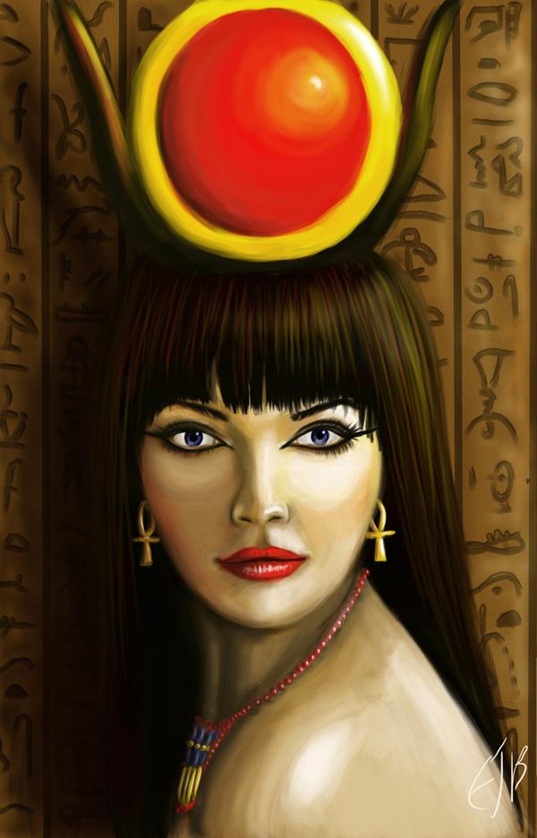 alkimystika deuses egípcios hathor