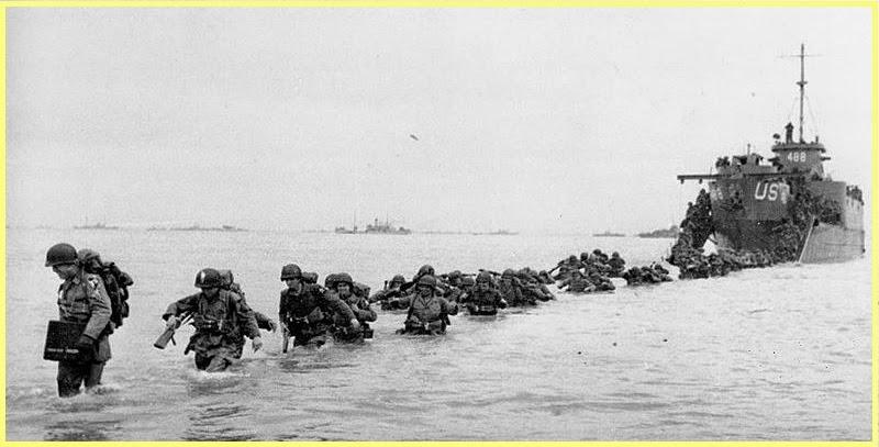 Dia D Desembarco Normandía