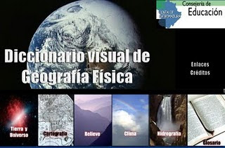 Diccionario Visual de Geografa Fsica