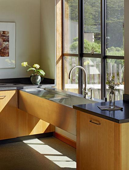 Tipos fregadero decorativos para la cocina for Loseta para cocina