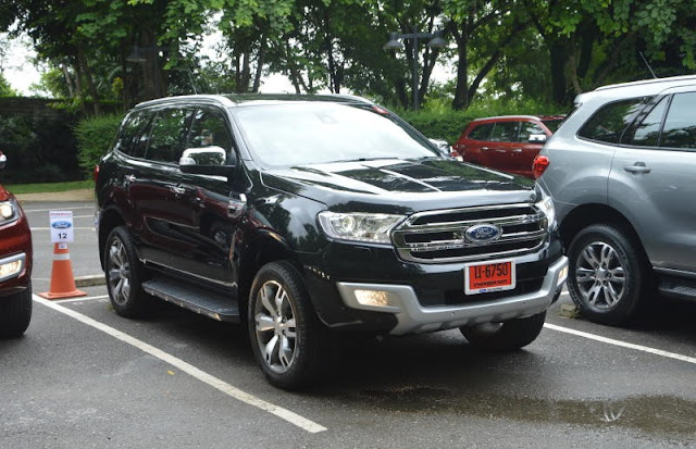 Ford Everest 23 800x516 Bảng màu xe Ford Everest 2017