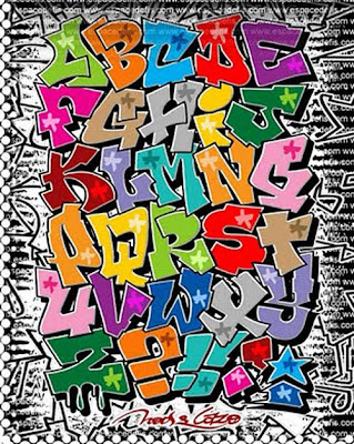 graffiti alphabets, http://graffityartamazing.blogspot.com/