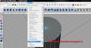 Realistic Glass Modeling - Maya Tutorial-04