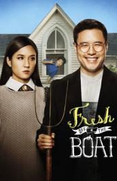 Fresh Off the Boat Temporada 3 audio español