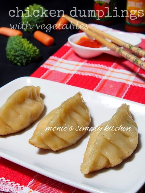 chicken dumplings recipe