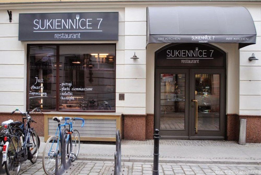 Sukiennice 7 Otwarcie Restauracji Z Polską Kuchnią We