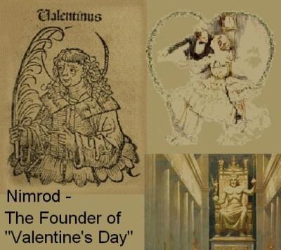 Orgins Of Valentines Day