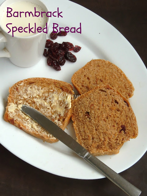 Irish Bambrack/Speckled Bread