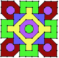 Rangoli Design Pattern 8