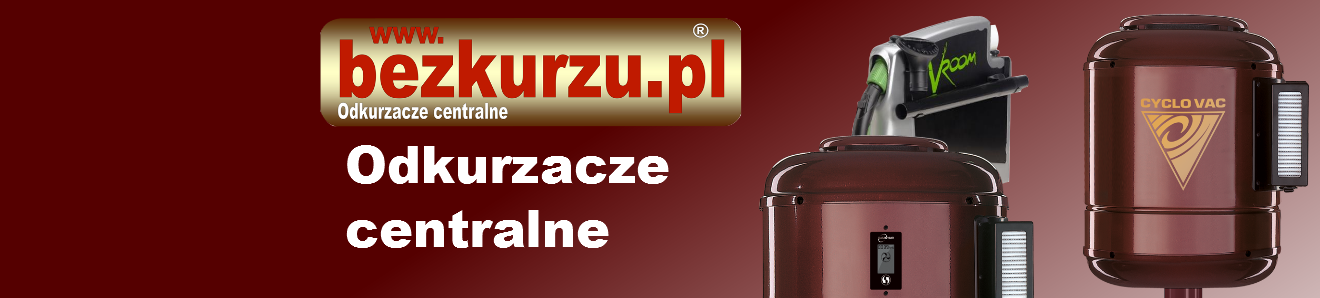 Bezkurzu.pl - Odkurzacze centralne