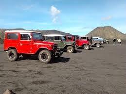 Jasa Sewa Jeep Di Bromo