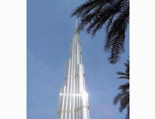 gedung tertinggi di dunia,gedung di dubai