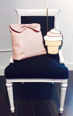 bolso rosa accesorio moda tendencia barbarella