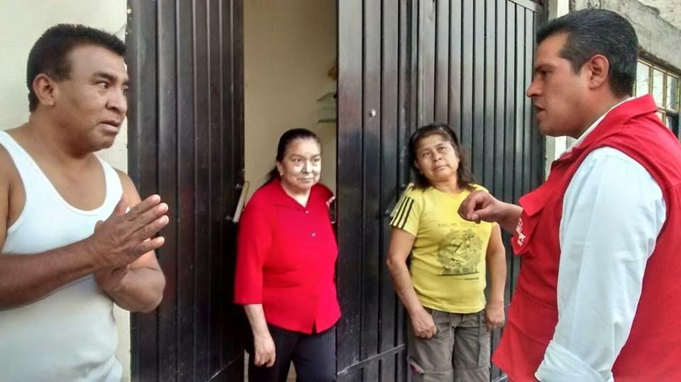 Teotihuacan en línea: Luís Felipe Vázquez propone ... Felipe Vazquez