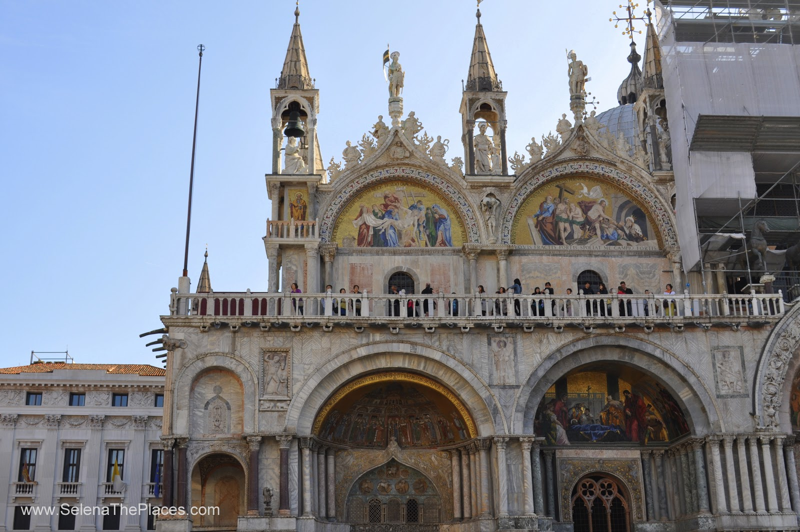 Piazzo San Marco in Venice