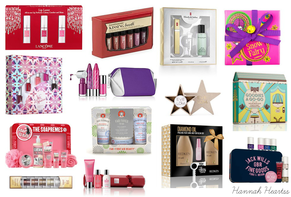 Christmas Beauty Gifts £25 & Under