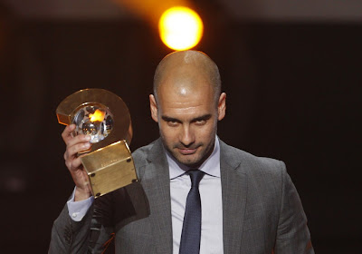 Pep Guardiola - 2011 FIFA World Coach of the Year for Men's Football