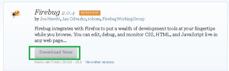 Download Firebug